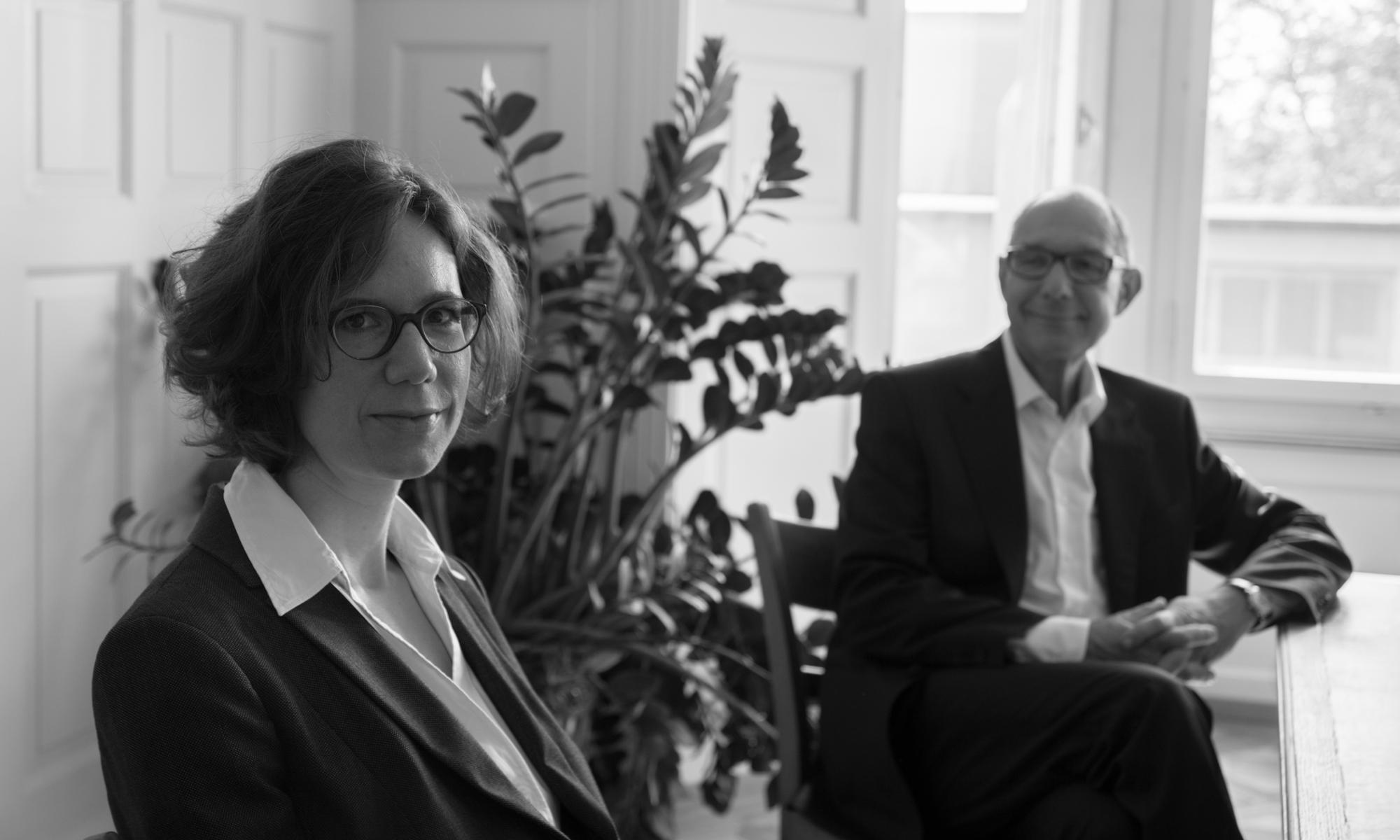 Irene Scheuch & Urs Scheuch