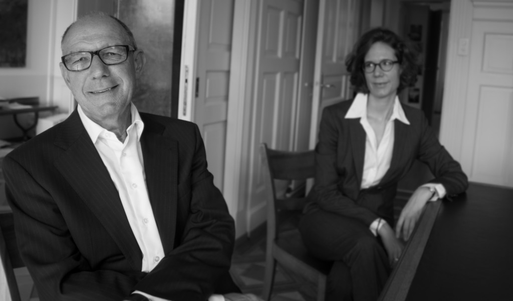Dr. iur. Urs Scheuch & Irene Scheuch, MAS FH in Taxation/LL. M. Taxation, Betriebsökonom FH.